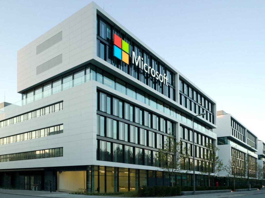 Microsoft Dynamics 365 Zentrale